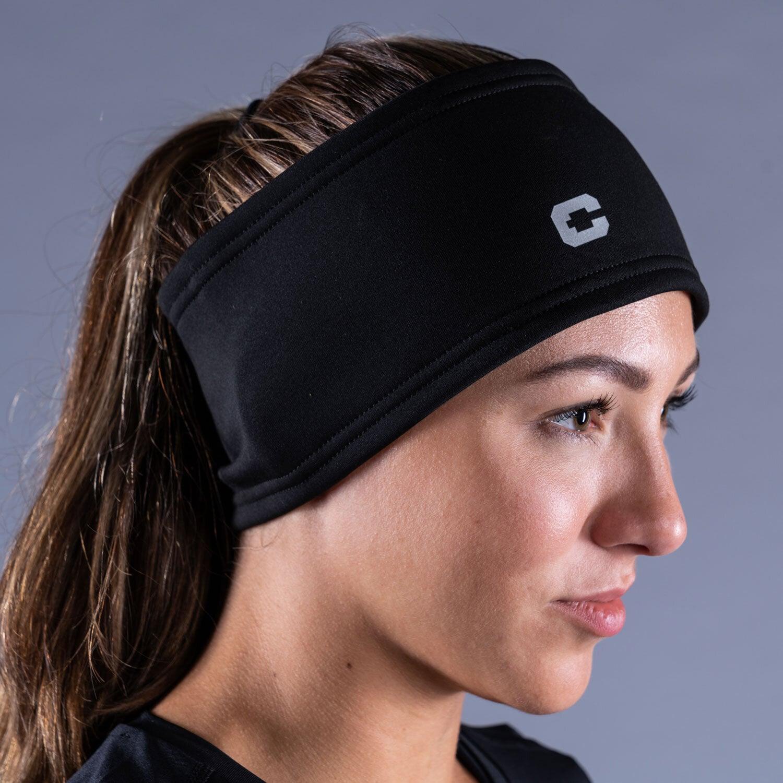 CLN Stretch headband Black