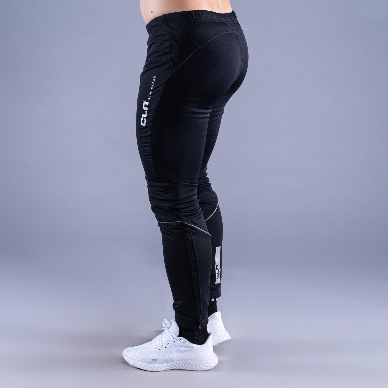 CLN Lava stretch pant Black