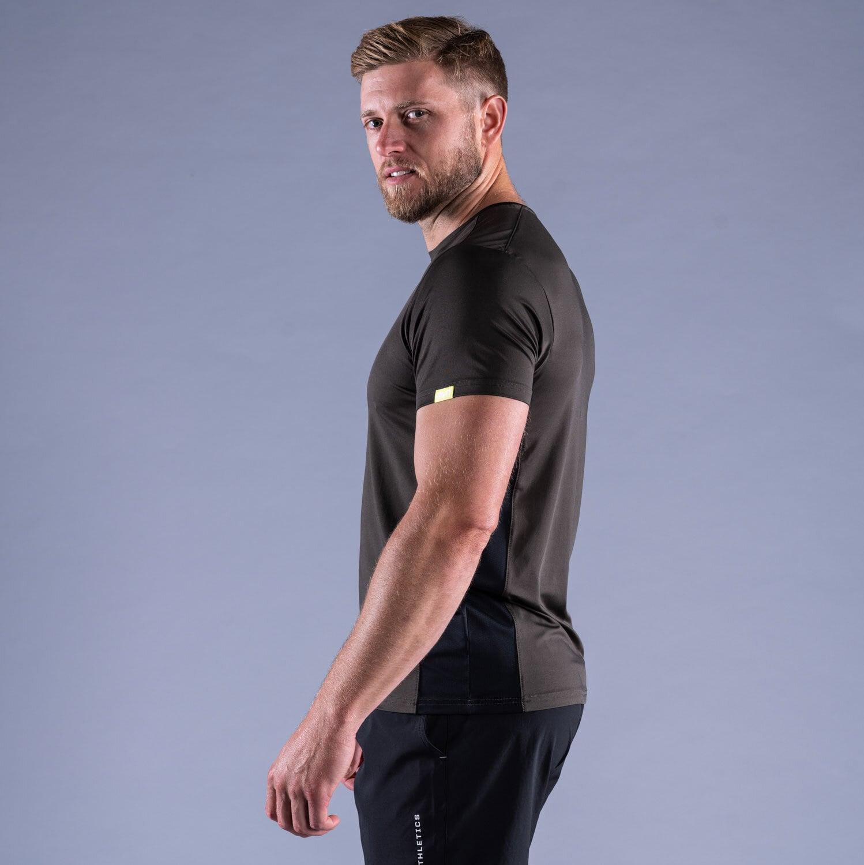 CLN Mist t-shirt Black olive