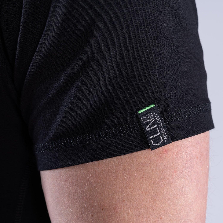 CLN Trap bamboo t-shirt Black