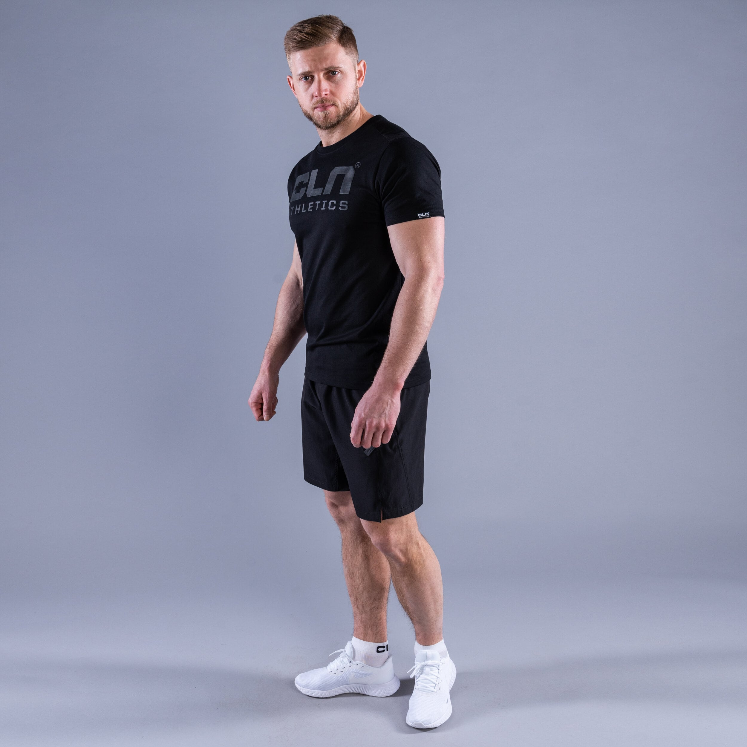 CLN Promo t-shirt Black