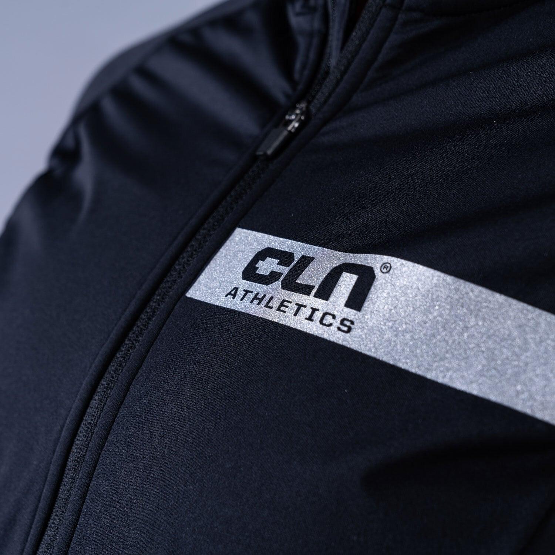 CLN Lava stretch jacket Black