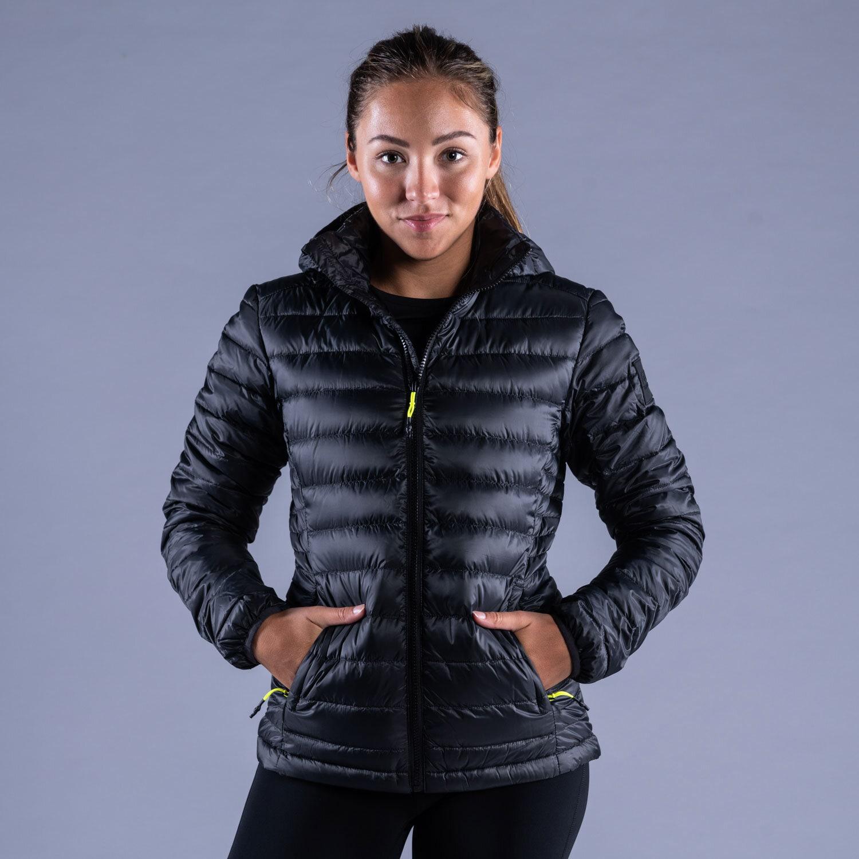 CLN Frost down ws jacket Black