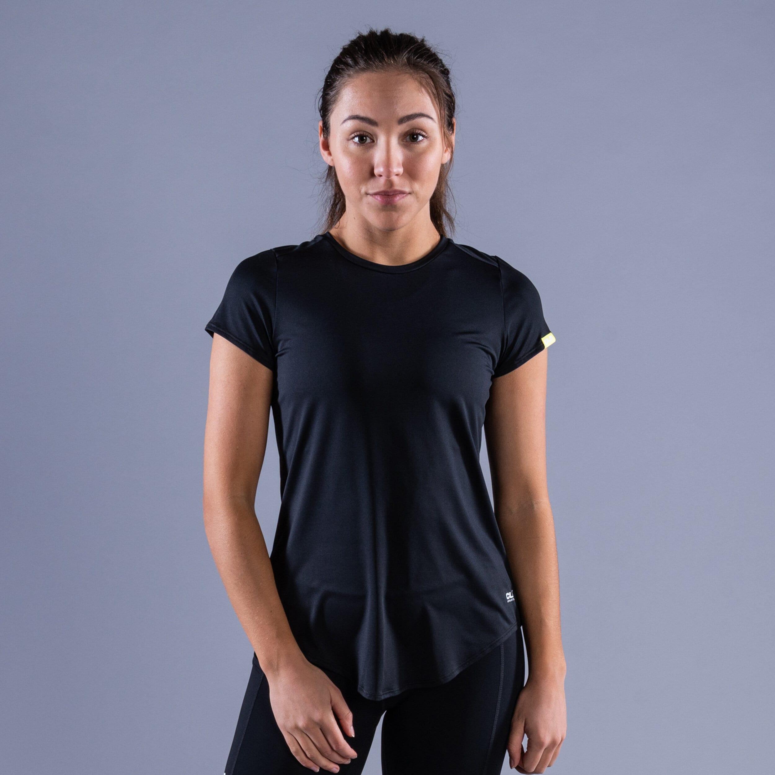CLN Mel ws t-shirt Black