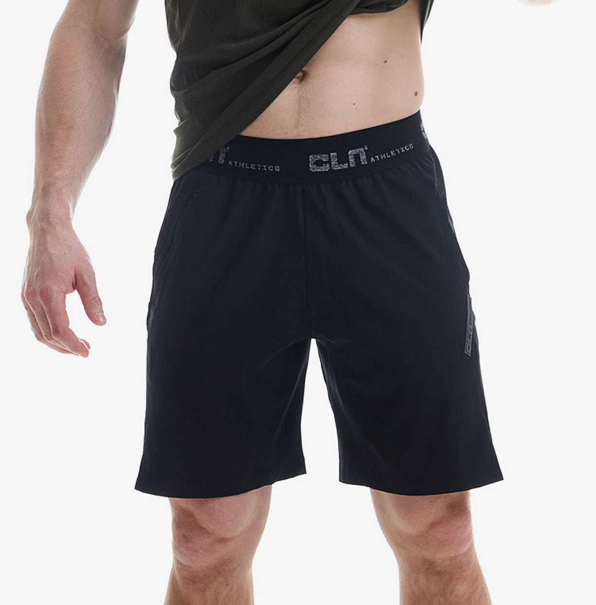 CLN-Injection-Shorts-Black-6