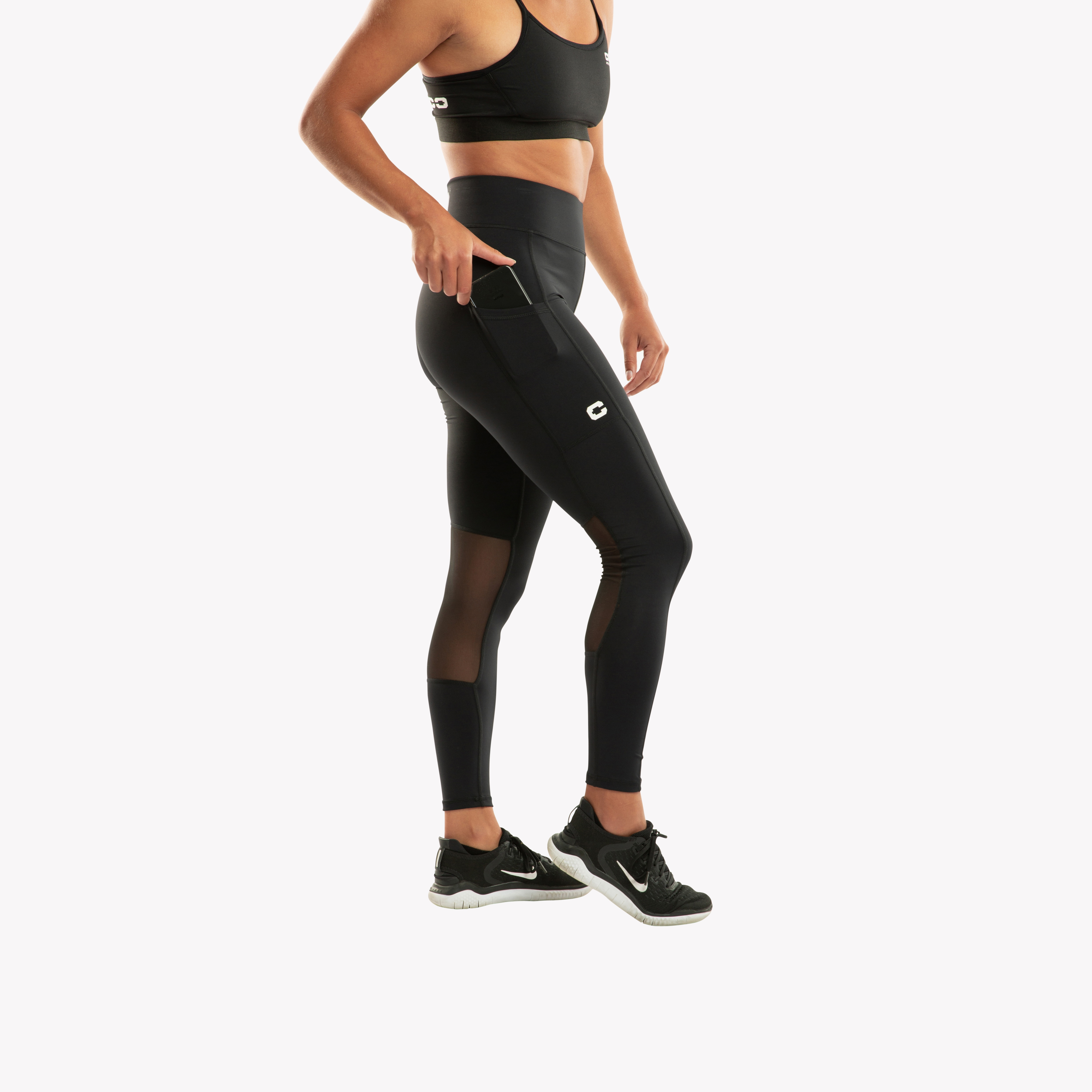 CLN Sting ws tights Black
