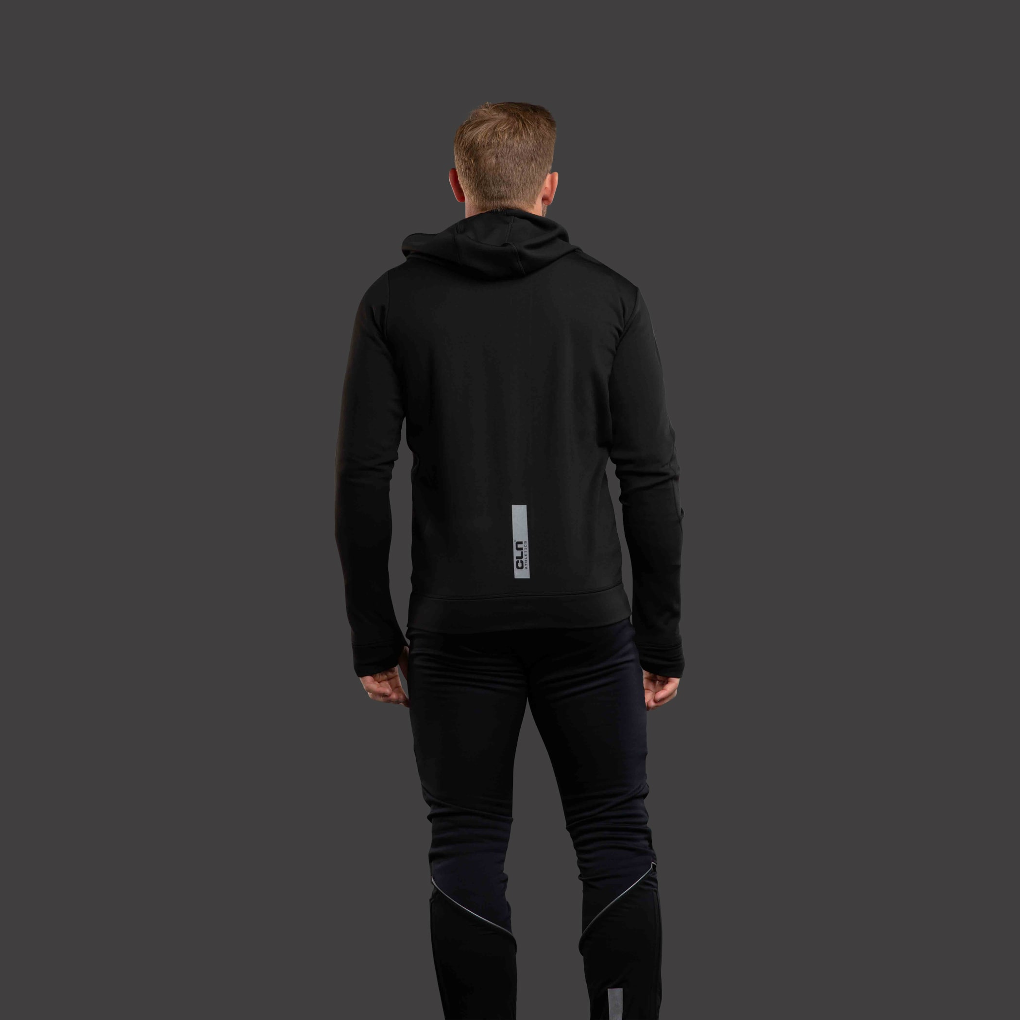 CLN Rocket hood Black