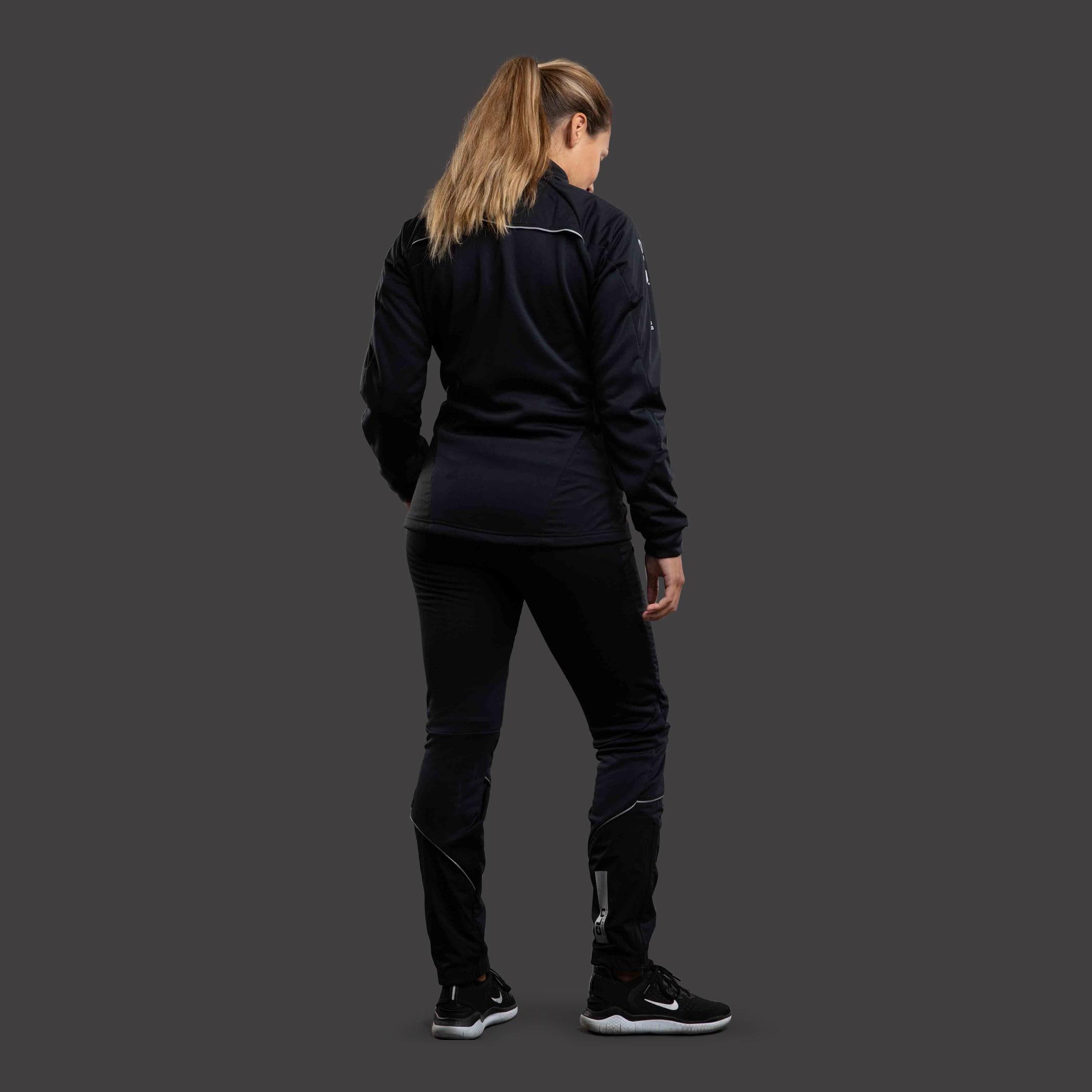 CLN Lova ws stretch jacket Black