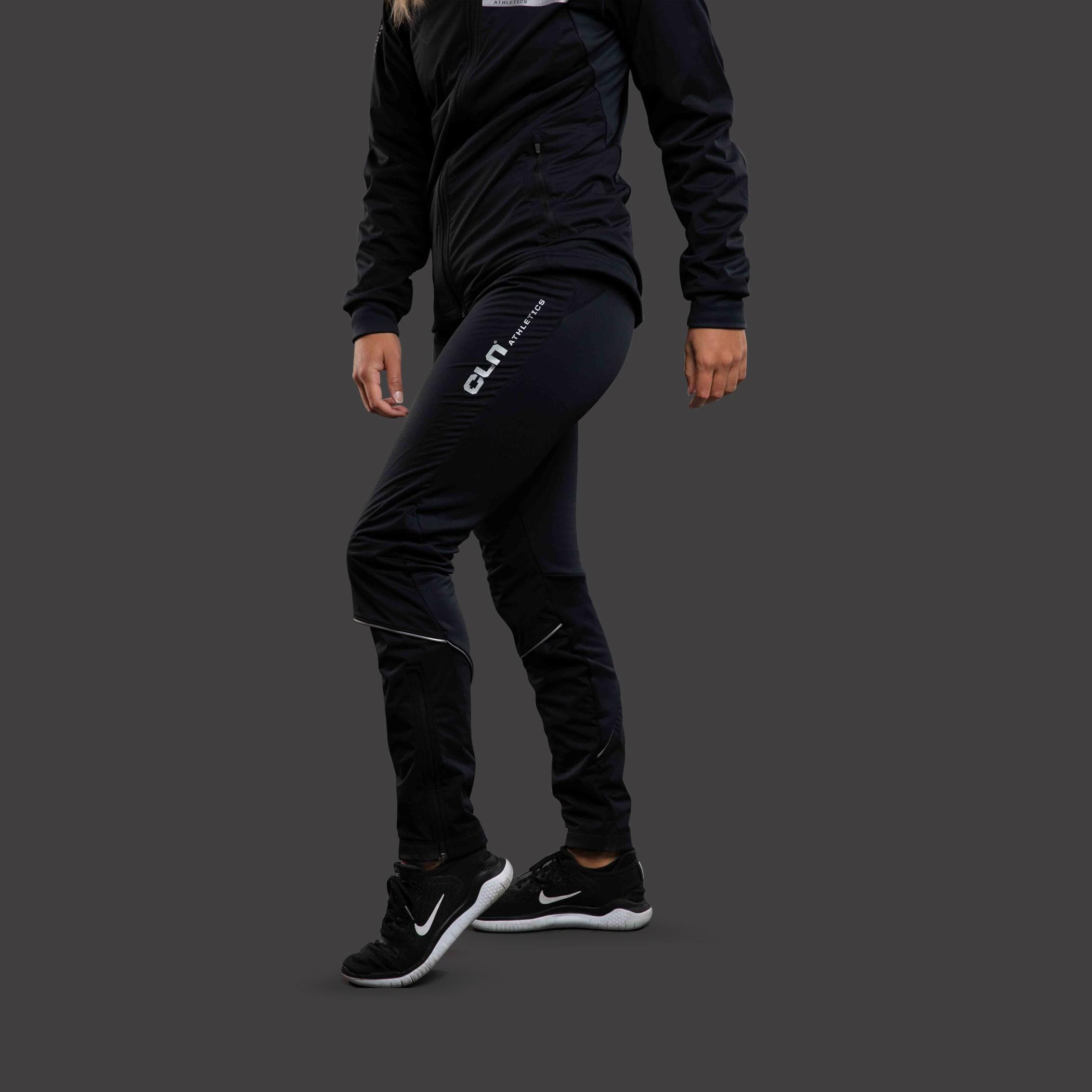 CLN Lova ws stretch pant Black
