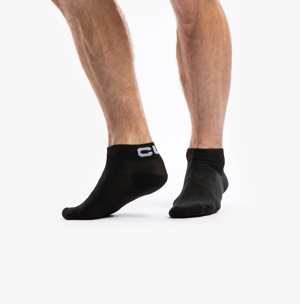 CLN Smooth Socks Black