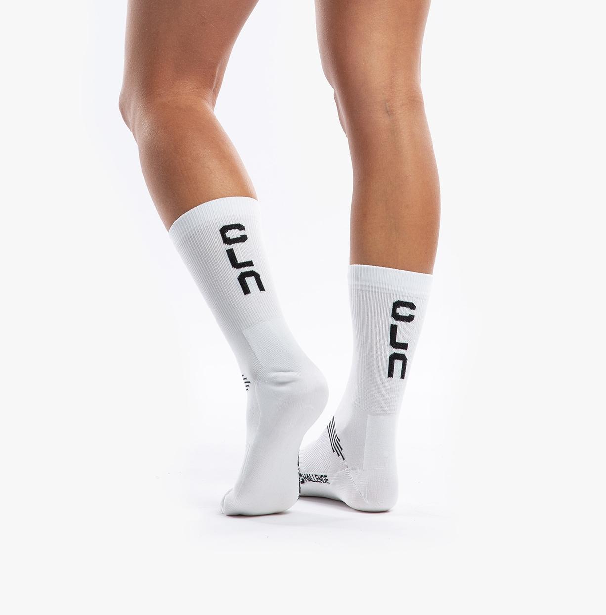 CLN Vision Socks White