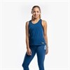 CLN Bamboo ws Essential Tank Peony blue