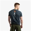 CLN Rope t-shirt Night blue